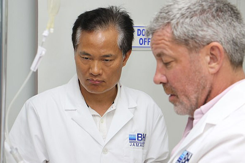 Chinese Doctor Claims He Made a Coronavirus Breakthrough with Stem Cells